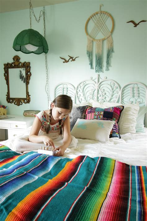 bohemian girls bedroom bohemian eclectic girls bedroom our first one room