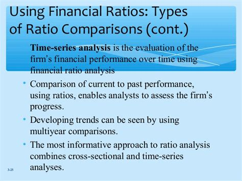 cross sectional ratio analysis is used to bba 2204 fin mgt week 3 financial ratios