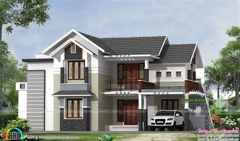 modern traditional homes modern mix traditional house architecture kerala home