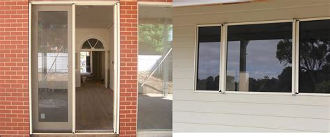 Phantom Screen Door by Retractable Fly Screens Available In Perth Phantom