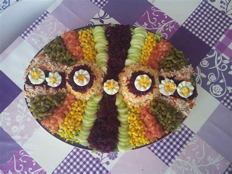 Decoration De Salade Marocaine by Cuisine Rhpinterestfr Decoration Salade Marocaine Moderne
