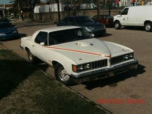 1977 Pontiac Grand Am Sell Used 1977 Pontiac Can Am Le Mans Sport Coupe