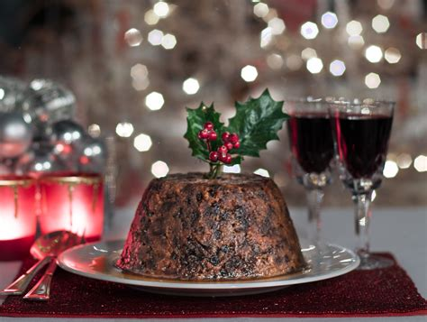 fruity christmas pudding recipe woodend cookery