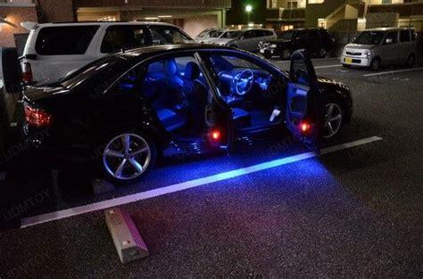 christmas lights inside car audi led interior package cool custom cars pinterest