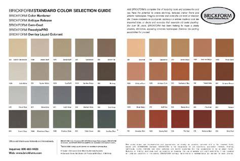 sealant depot brickform color hardener