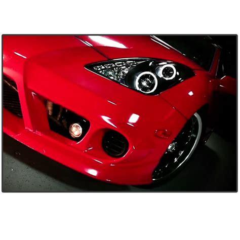 Toyota Celica Headlights Hid Xenon 00 05 Toyota Celica Eye Halo Led