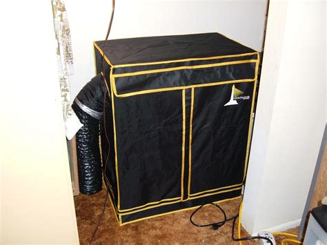 Tent Closet by Buenos New 150w Hps Tent Grow Micro Grows