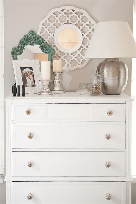 how to decorate a dresser in bedroom glitter girl christine of court and hudson glitter girl