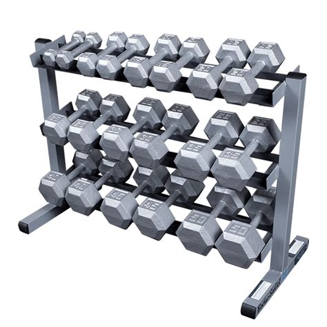 Dumbell Rack gdr363 3 tier dumbbell rack solid fitness