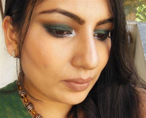 Lipstik Makeover Envy green goddess makeup eye shadow envy fashion lifestyle fashion