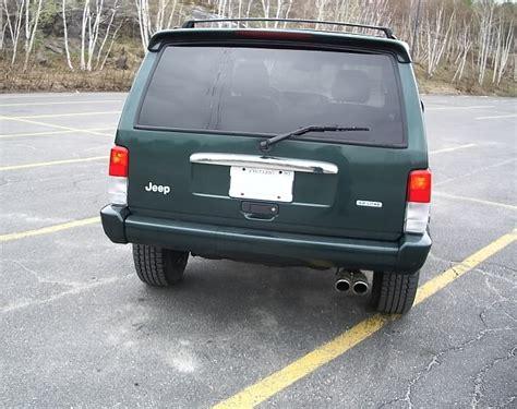 Jeep Spoiler Jeep Xj Custom Spoiler Spoilerlight Type I