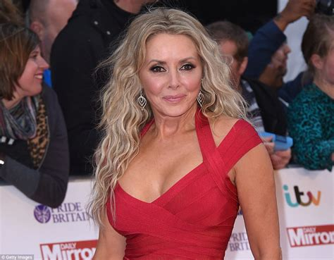 carol has her number 35 carol vorderman has put her somerset party home on the