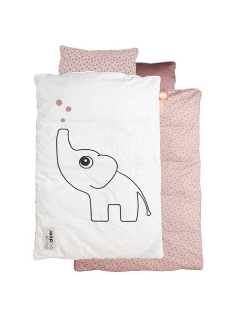 Bedset Bayi by Bedset Baby Elphee Roze Done By Deer Vierjehuis