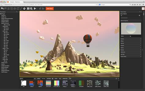 are open source games community playcanvas takes its webgl game engine open source