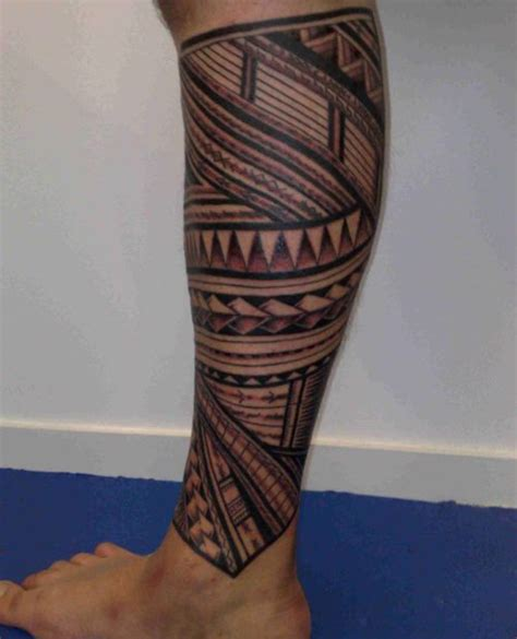 lower leg tribal tattoos 15 and lower leg designs for and