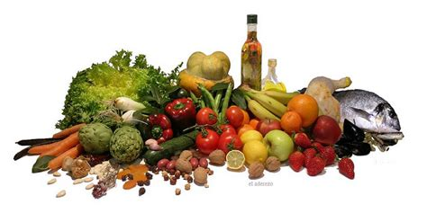 Nesco Colesterol m 225 s datos sobre las virtudes de la dieta mediterr 225 neael