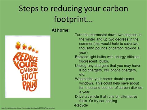 7 Ways To Cut Your Carbon Emissions by What Is A Carbon Footprint How Can You Reduce Yours