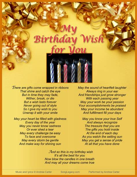 Birthday Song Quotes Best 25 Birthday Wishes For Son Ideas On Pinterest