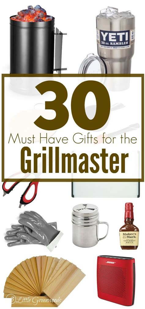 15 must have xmas gifts grillmaster must haves gift guide for gift gifts and projects