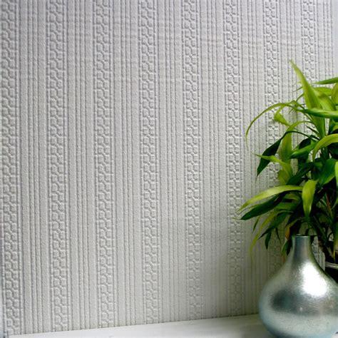 Embossed Paintable Wallpaper Anaglypta Westcott Paintable Textured Vinyl Wallpaper