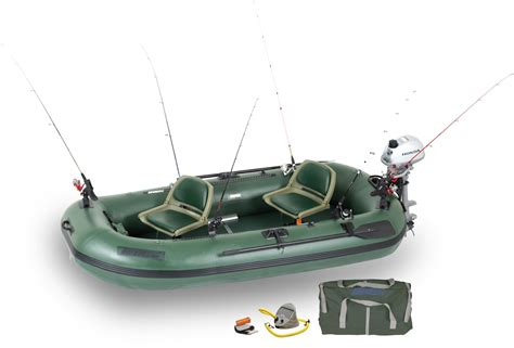 inflatable fishing boat prices sea eagle sts10 2 person inflatable fishing boats package