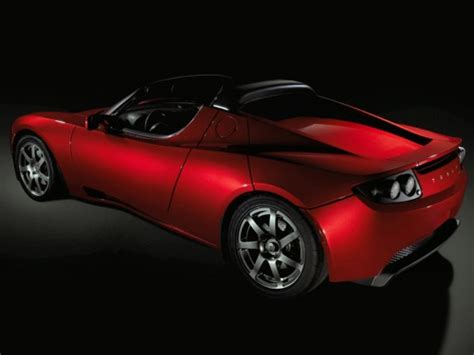 Tesla Electric Sports Car Tesla Roadster Electric Sports Car Hacked Gadgets Diy