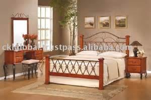 bedroom set metal bed metal bedroom set home furniture