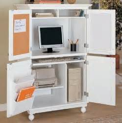 Small Cabinet Desktop Pc Small Home Office Cabinets Enhancing Space Saving Interior