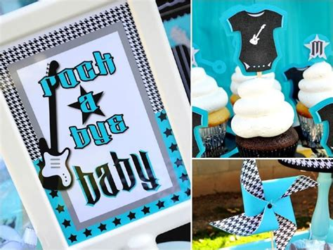 Rock A Bye Baby Baby Shower Theme baby shower food ideas themed baby shower ideas