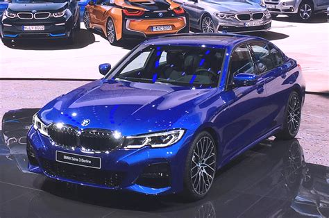 Bmw 3 Series 2019 Launch In India by 2019 Bmw 3 Series Unveiled Will Come To India Next Year