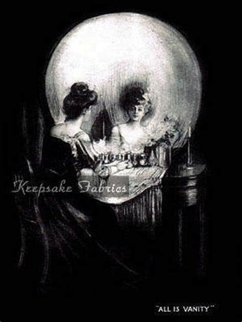 Skull Vanity by And Optical Illusions On