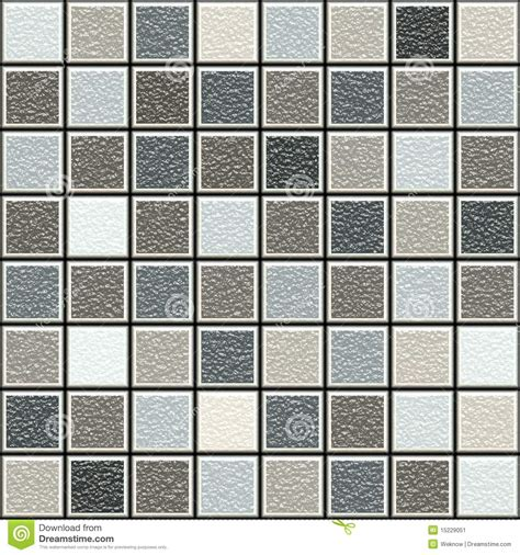 brown pattern tiles grey and brown 3d structure tiles pattern stock