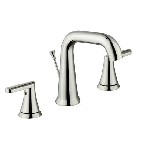 schon jax 8 in widespread 2 handle high arc bathroom