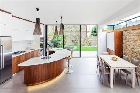 curved kitchen island 40 kitchen island designs ideas design trends premium psd vector downloads