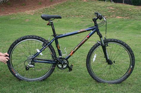 gary fisher genesis mountain bike road view topic sold mountain bike
