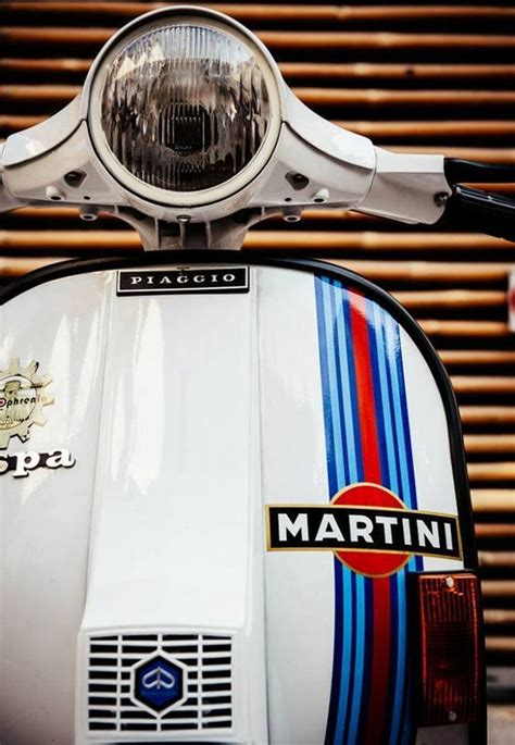 Martini Racing Aufkleber Vespa these are my kind of wheels gt vespa martini vespa