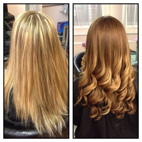 how to blend hair color get the hollywood colour blend fashion one news