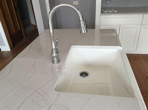 cambria ella quartz  chicago il stonetek design