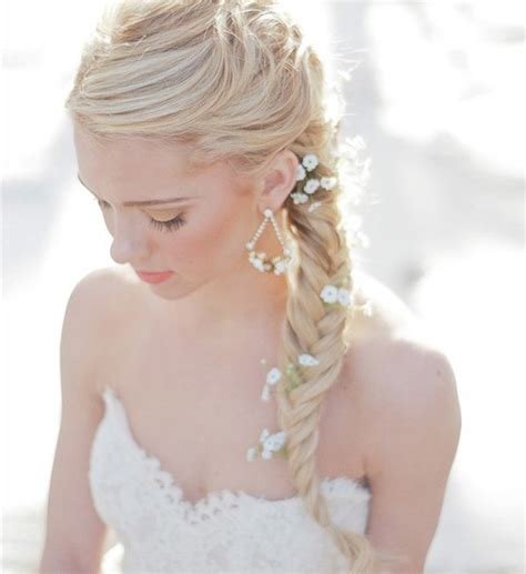 Wedding Hair Side Braid by Wedding Hairstyle Inspiration For 2013 Tulle Chantilly