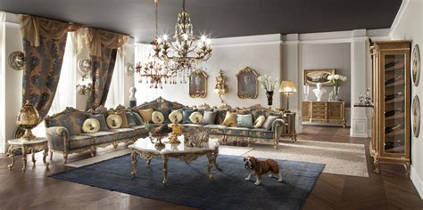 Italian Home Decor Accessories by Luxury Classic Furniture