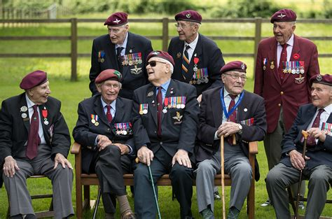 d day d day landings anniversary poignant scenes as world war