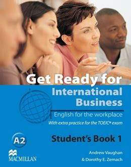 get intern get ready for international business 1 student s book toeic