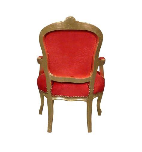 poltrona luigi xv poltrona luigi xv barocco oro e rosso