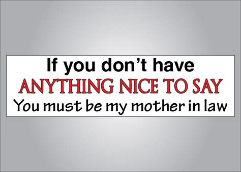 in laws mother in law quotes funny quotesgram
