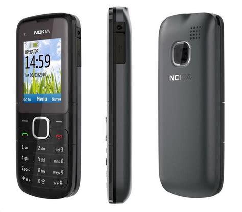 Casing Nokia C1 1 nokia c1 4 u