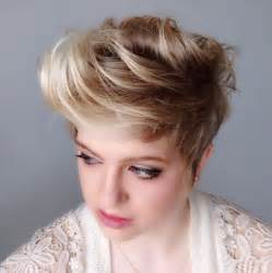 salon haircuts for faces with hair and easy to fix 16 cute easy short haircut ideas for round faces