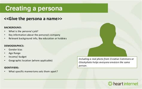 creating buyer personas with google analytics the bart organization tips in 10 marketing personas
