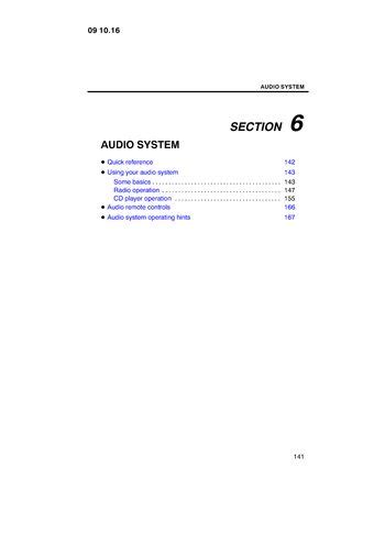 download car manuals 2008 toyota sienna navigation system download 2011 toyota sienna 2011 sienna navigation audio system pdf manual 34 pages