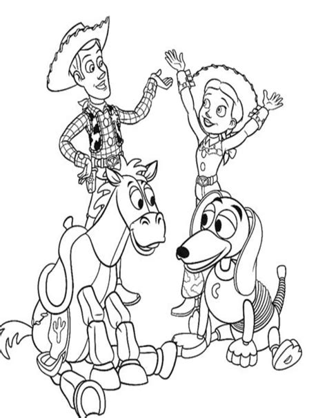 free printable disney toy story coloring pages toy story coloring pictures to print murderthestout