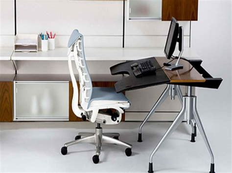 Ergonomics Office Desk Cool Computer Desk Chair For Comfortable Working Atzine